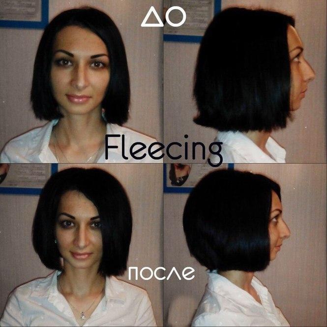 Флисинг для волос что это такое отзывы